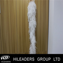 Hot Sale Cheap Fluffy Feather Boa For Party Decoration
