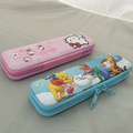 Popular High Quality hellokitty pencil case with zipper for kids use