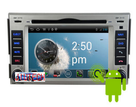 Android 5.1Autoradio for Hyundai Santa Fe GPS Navigation DVD Stereo Multimedia Automotive Navigation System