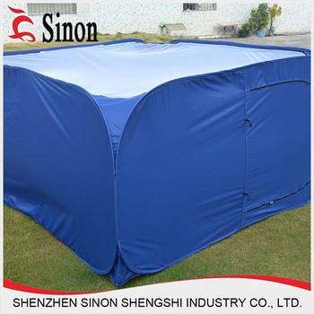 c&ing spring steel disaster relief tent refugee tent  sc 1 st  Shenzhen Sinon Shengshi Industry Co. Ltd. - Alibaba & camping spring steel disaster relief tent refugee tent View ...