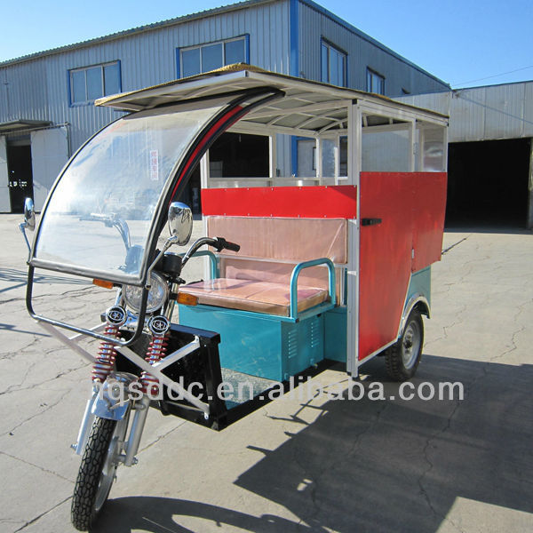China electric tricycle for passanger powerful moto electric rickshaw