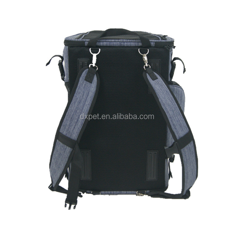 Outdoor Popular Pet Product Large Dog Backpack Carrier