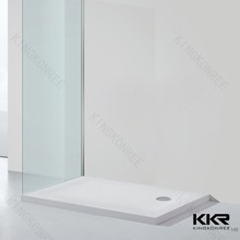 Chinese Custom acrylic shower tray/shower base/shower pan
