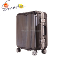Top Quality Trolley Luggage With Bottle Holder