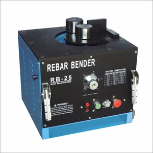 Cheap high efficiency Cutter power rebar bender