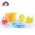 DIY summer small tool toy set plastic beach buckets wholesale for children