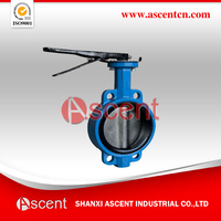 Wafer Lugged Type Centric Disc Butterfly Valves
