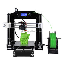 New arrival prusa i3 diy 3d printers kits 2016 wholesale FDM object 3d printers kits self-assembly 3d printers manufacturer sale