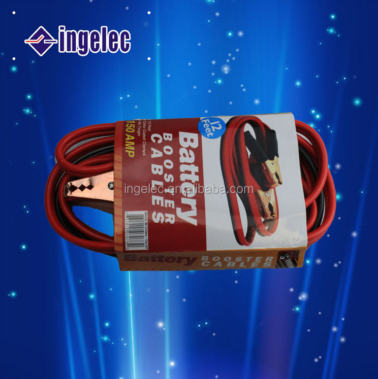copper clad aluminum booster cable 200amp 400amp 800amp 1000amp 1200amp heavy duty Car Battery Booster/Jump Leads/Jump Cable