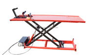 220V /50Hz Electrical Motorcycle lift table with CE