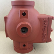 grooved wet alarm check valve fire alarm security systems