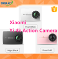 Global Xiaomi XiaoYi Action Camera 2 4K Action Camera Retina Screen 12MP 2.19inch 155 Degree Wide Angle Black/White