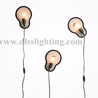 new design modern italian decorative wall lamps for living room 2016