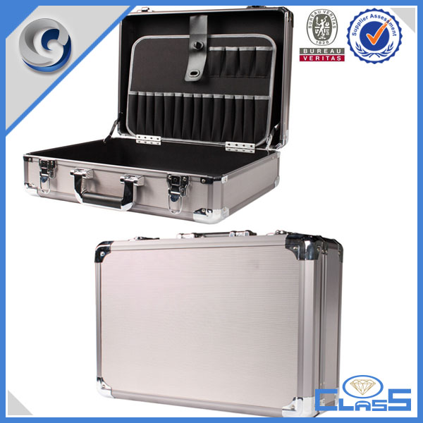 high quality new aluminum tool case tool box display case