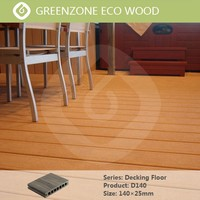 green wood outdoor wpc materials wood plastic composite decking