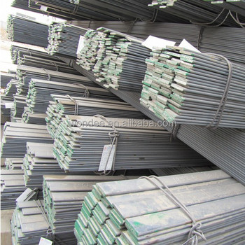 High Quality 70x11 ISO Hot Rolled 5160 Spring Steel Flat Bar