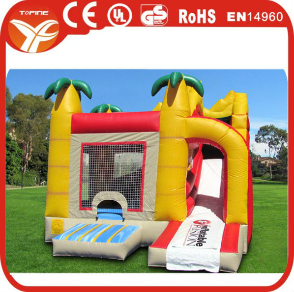 2016 cheap inflatable jumping castles for sale