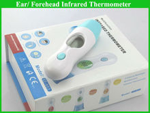 Mult-function body infrared thermometer also can test water 7 milk temperature for baby