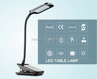 RISESUN LED Desk Lamp LED Reading Light Usb LED Table Lamp