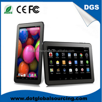 Cheap 10 inch tablet android Allwinner A33 Android 4.4.2 512MB/8GB WIFI tablet