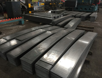 Stainless steel sheet din 1.4031 ( martensitic, cold rolled, annealed )