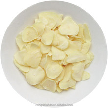 Hot Selling Wholesale Dehydrated Garlic Flakes without Root