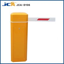 High speed 1.5s full automatic car parking barrier gate with 6m boom