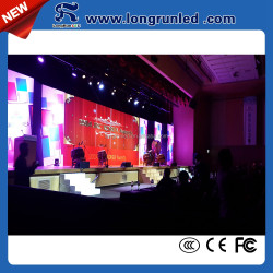 Large supply high quality 62500 dots/sqm indoor video led sign