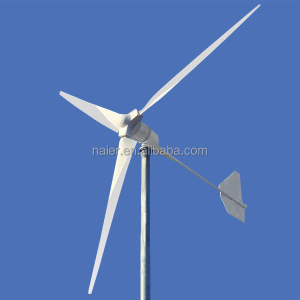5000 watt wind turbine for factory or home use