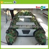 Military large motorized inflatable boat for 10 people raft boat