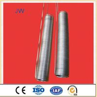 Factory 2016 Supply aluminium coil tube for refrigerators