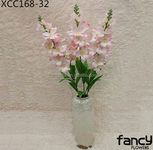 promotion new design artificial cordate telosma flowers