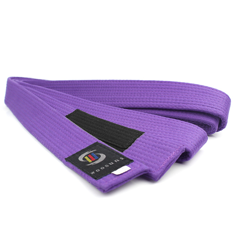 high quality jiujitsu belts/judo belts
