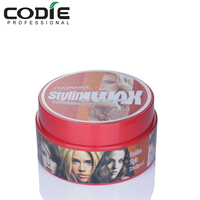 Herbal ingredients strong molding high quality hair wax strong