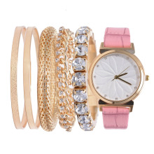 Custom Gold Led Lady Wholesale Wrist Plated Luxury Fashion Watch Quartz Designer Design Latest Modern Women Bracelet Watch