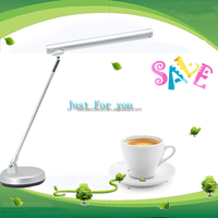 Rechargeable 180 Degree Folding Multifunction Portable White LED Desk Lamp