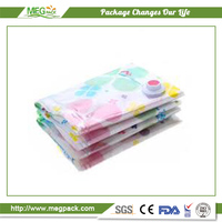 High quality clothing vacuum storage bag