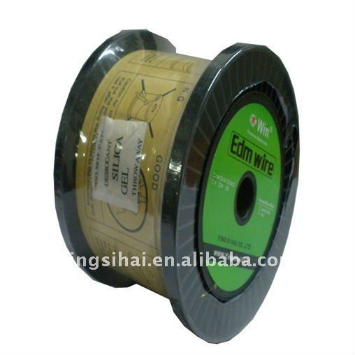 WSS020 EDM Brass Wire 0.20mm EDM Wire