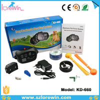 LoreWin Best Pet Dog Training Product Electric Wire Fence KD-660