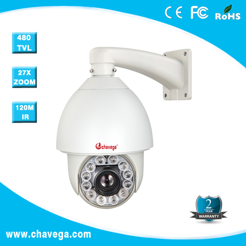 analog video camera 27x optical zoom with CE certificate