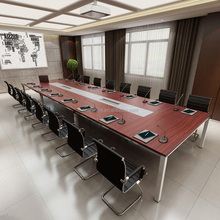 Large Than 20 Person Conference Table for Big Meeting Room