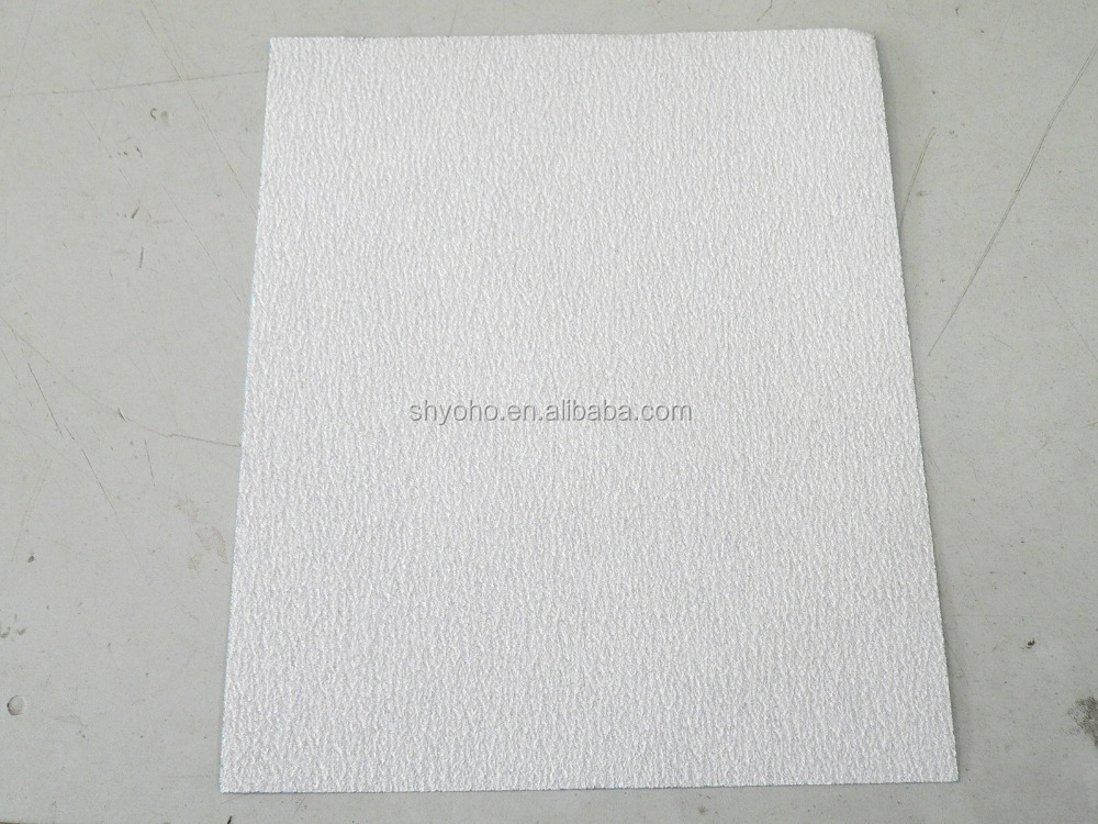 240 grit Hand paper METAL (Emery) Abrasive Sanding Paper Aluminum Oxide Blend Cloth Sheet for Metal abrasive paper