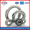 high precision cylindrical roller bearing nj207