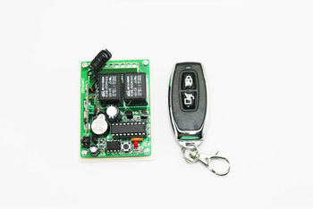 open close switch transmitter and receiver unit, remote control garage