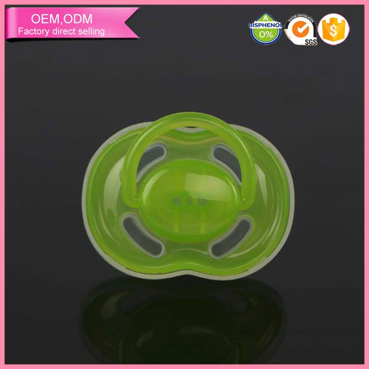 Free samples baby accessories liquid silicone pacifier