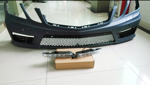 Front bumper parts used for Mercedes Benz W212 E63 AMG