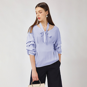 APHACATOP OEM Fashion Design Women Casual Blouse