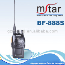 Handheld walkie talkie BAOFENG BF-888S two way radio with FM Radio Function intercom wifi radio
