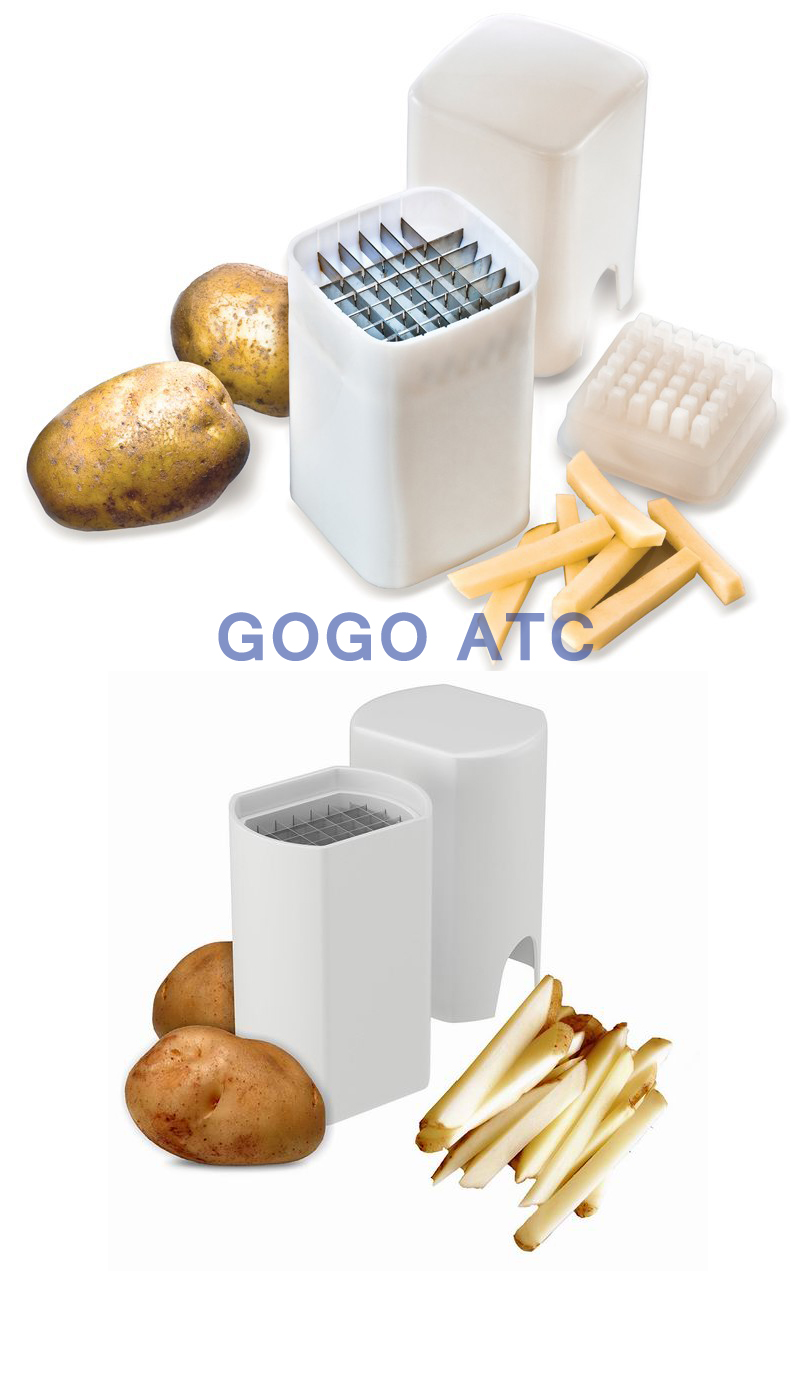 Best quality for potato fries cutter and potato chip cutter with good price use on the Kitchen