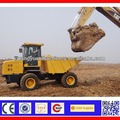4x4 hydraulic heavy construction machinery 7ton site dumper for sale